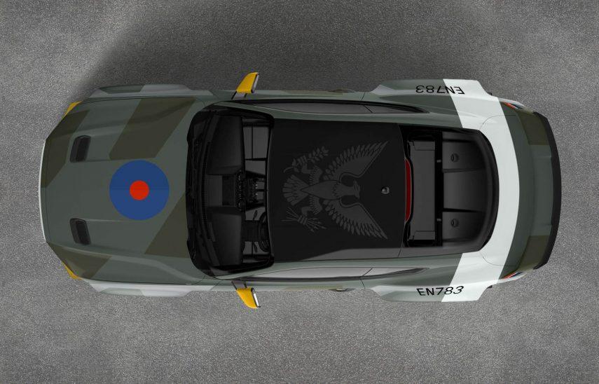 Ford Mustang GT Eagle Squadron: honorable conmemoración a las fuerzas aéreas de la II GM