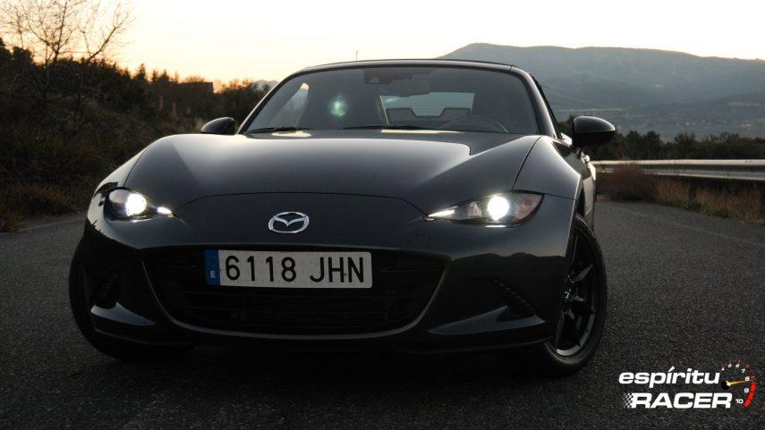 Prueba: Mazda MX-5 1.5