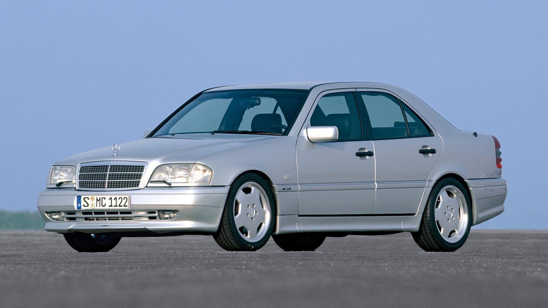 Mercedes-Benz C36 AMG W202