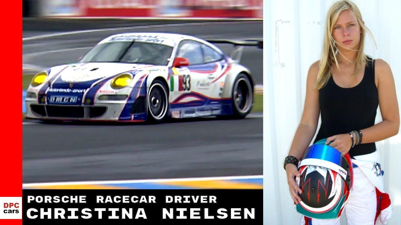 Christina Nielsen, la única piloto en la 86ª edición de Le Mans