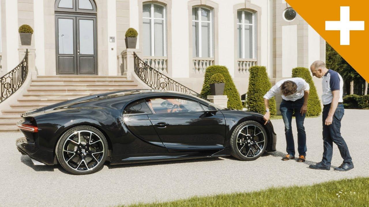 Los secretos del Bugatti Chiron