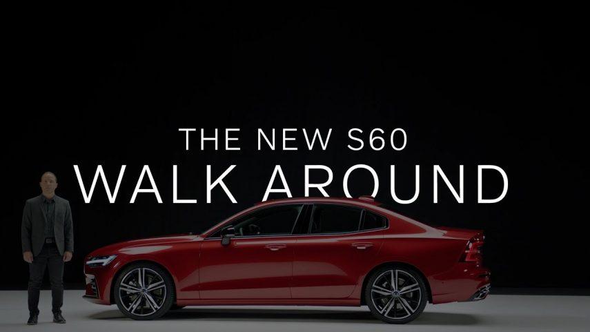 El nuevo Volvo S60 se fabricará en EEUU
