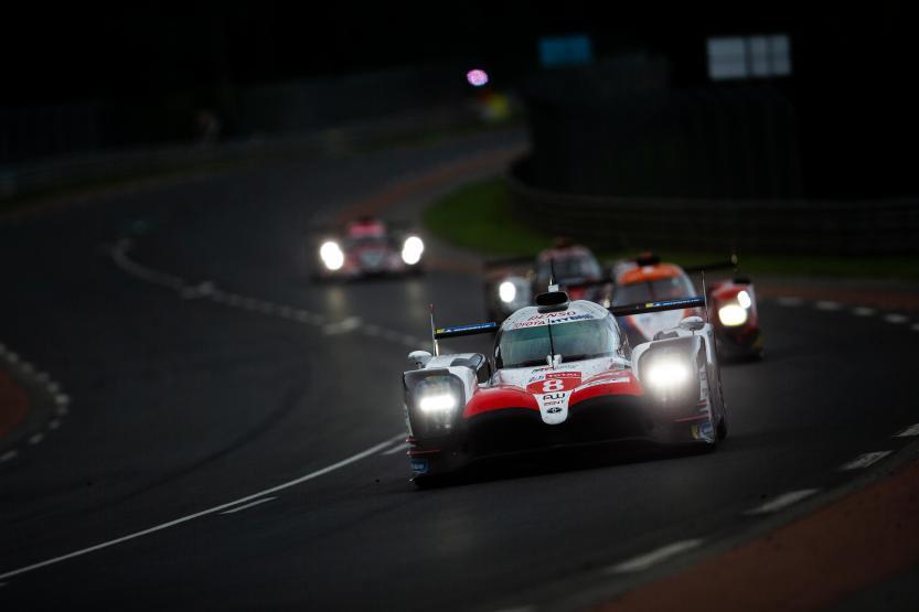 Toyota 8 Le Mans