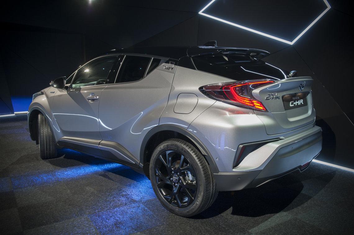 Toyota C HR Launch Edition 02