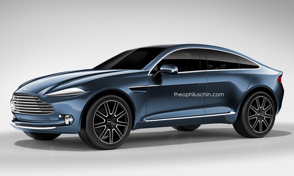 Aston Martin DBX (recreación)