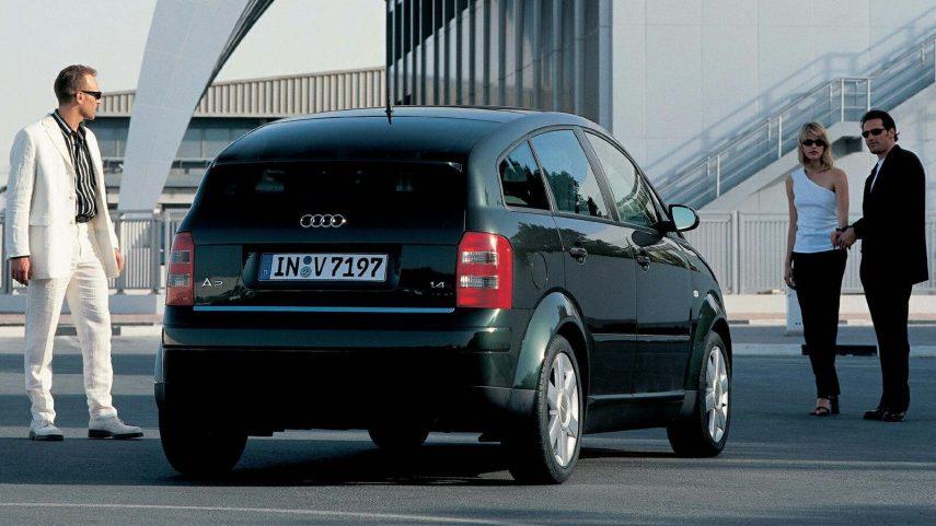 Coche del día: Audi A2