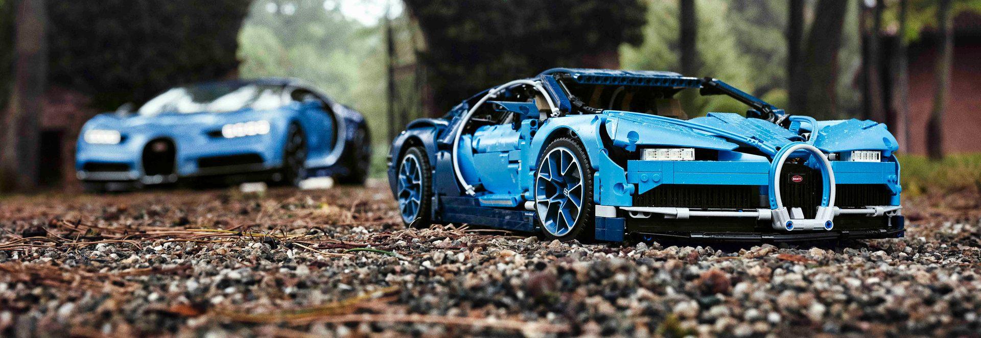 Llega el Bugatti Chiron para el resto de los mortales