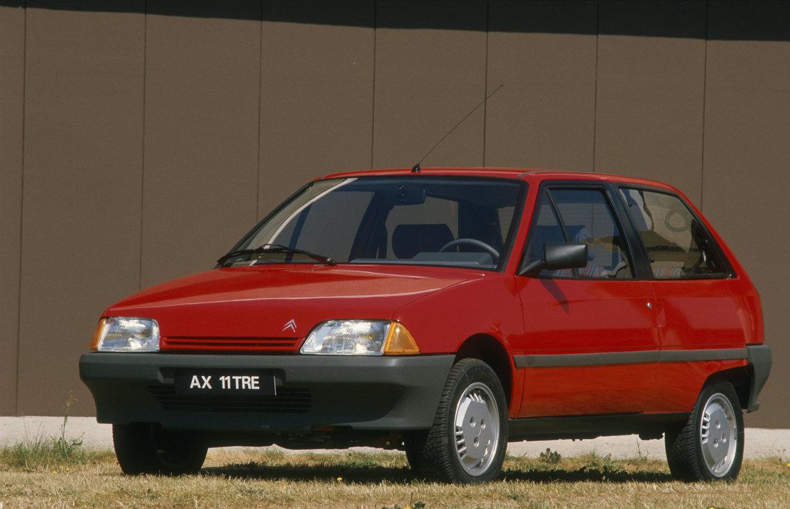 Citroën AX 1.0 TRE