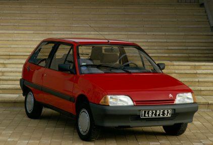 Citroën AX TZS