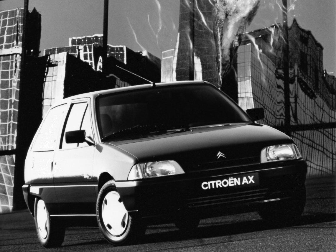 Citroën AX Tonic