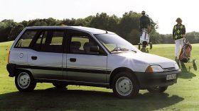 Citroën AX Van Evasion Concept
