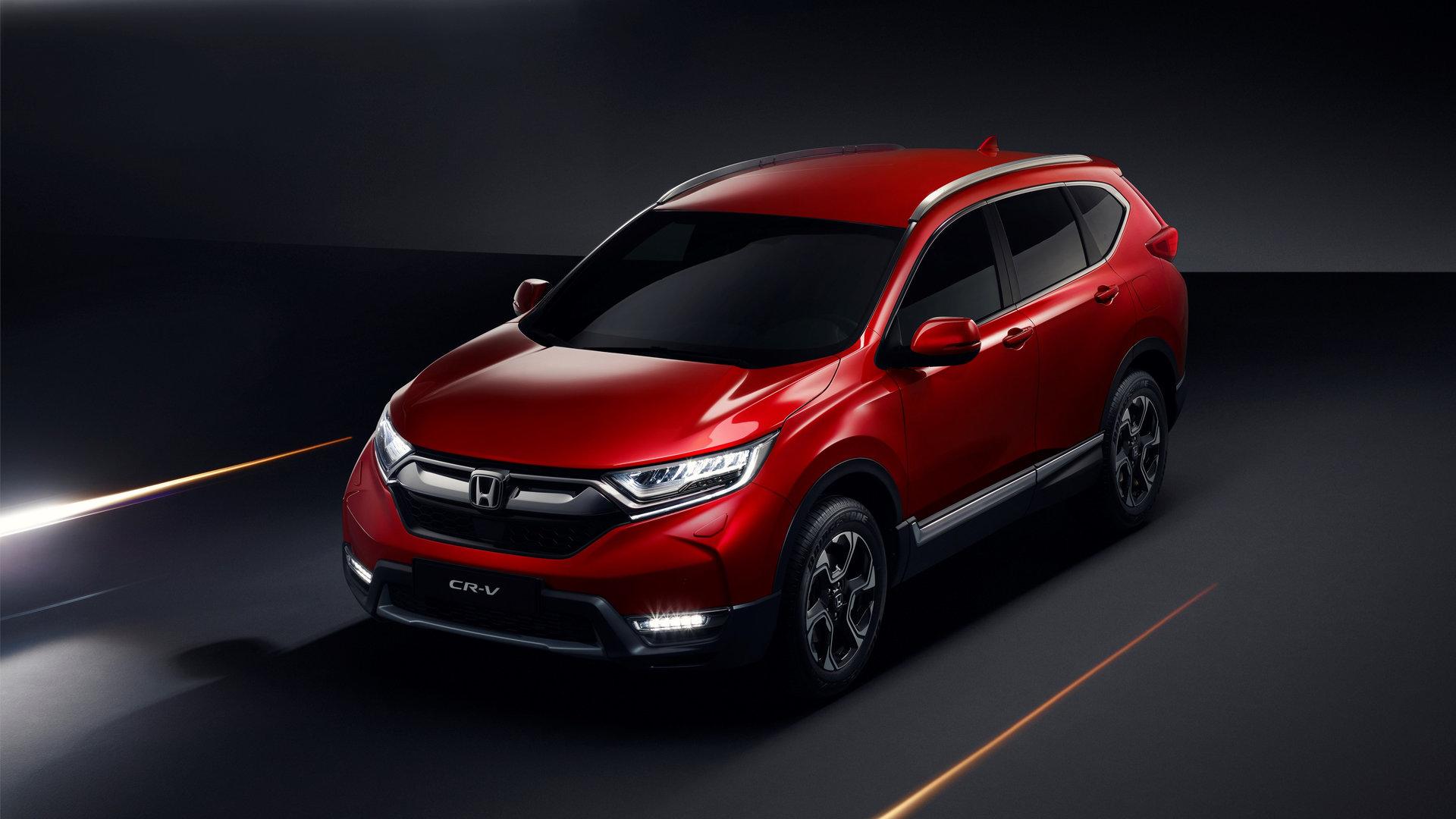 El nuevo Honda CR-V llega este otoño