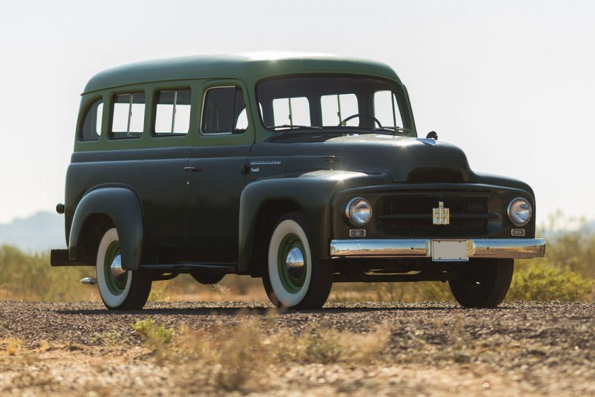 Coche del día: International Harvester Travelall