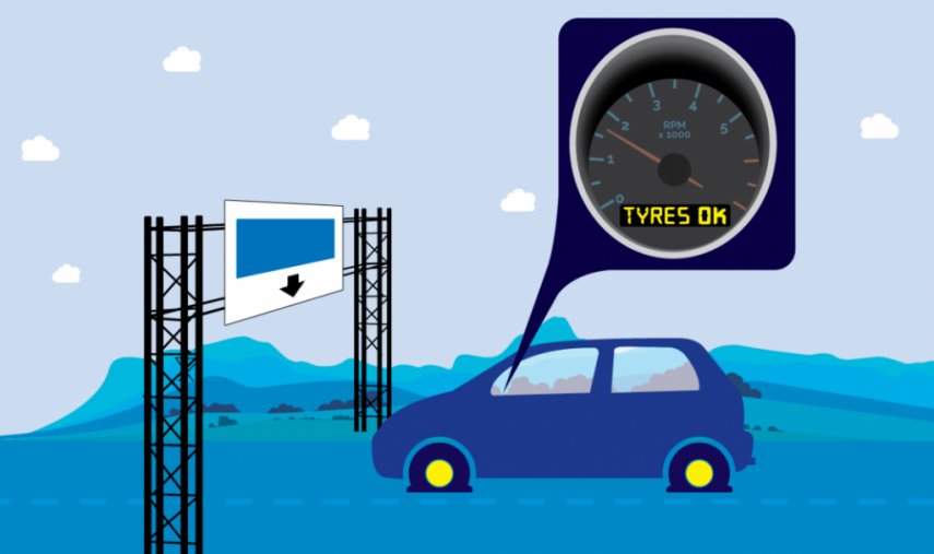 ¿Tu coche tiene sensores de presión indirectos o iTPMS? No te fíes de él