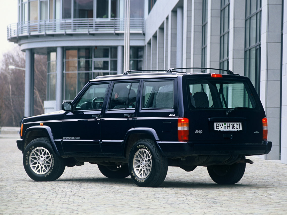 Jeep Cherokee XJ Limited