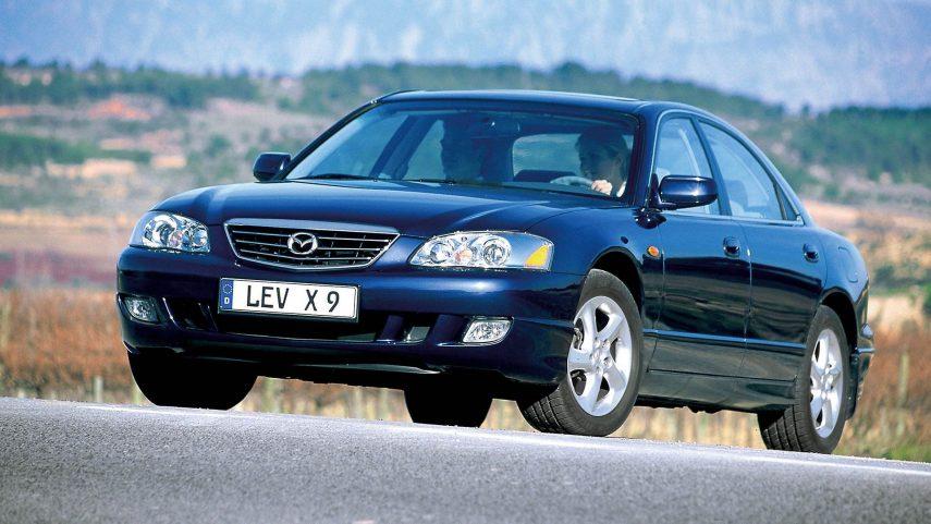 Coche del día: Mazda Xedos 9 2.5 V6 automático