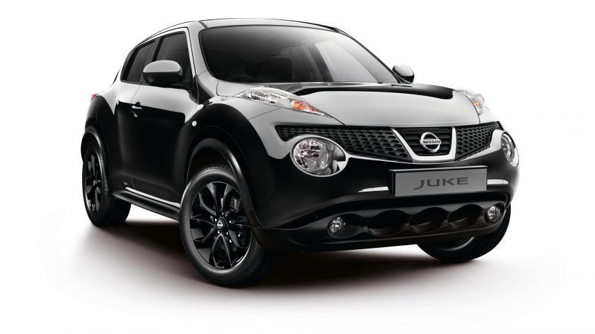 Nissan lanza el Juke Kuro Putto, una edición especial opaca