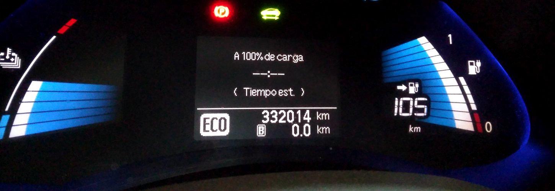 Nissan Leaf Taxi Valladolid