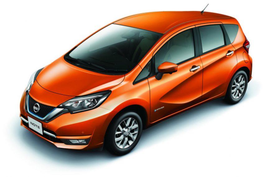 Los híbridos Nissan e-Power son una buena alternativa a los diésel