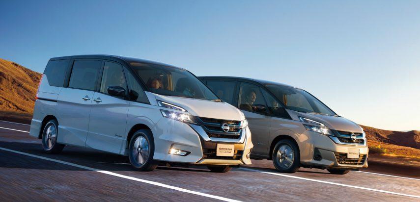 Nissan está probando la tecnología e-Power para Europa