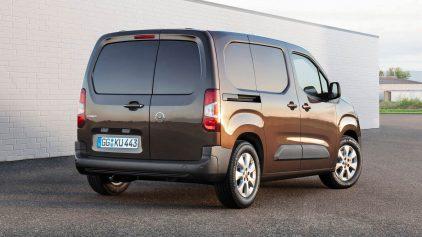 Opel Combo Corta
