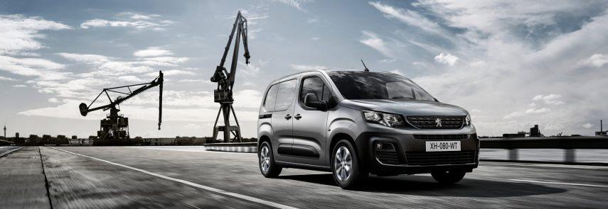 Nuevas Citroën Berlingo Van, Opel Combo y Peugeot Partner