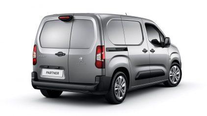 Peugeot Partner Corta