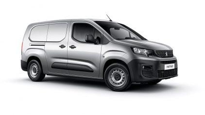 Peugeot Partner Larga