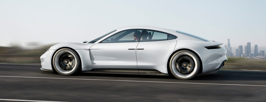 Porsche Taycan, el nombre definitivo del Mission E