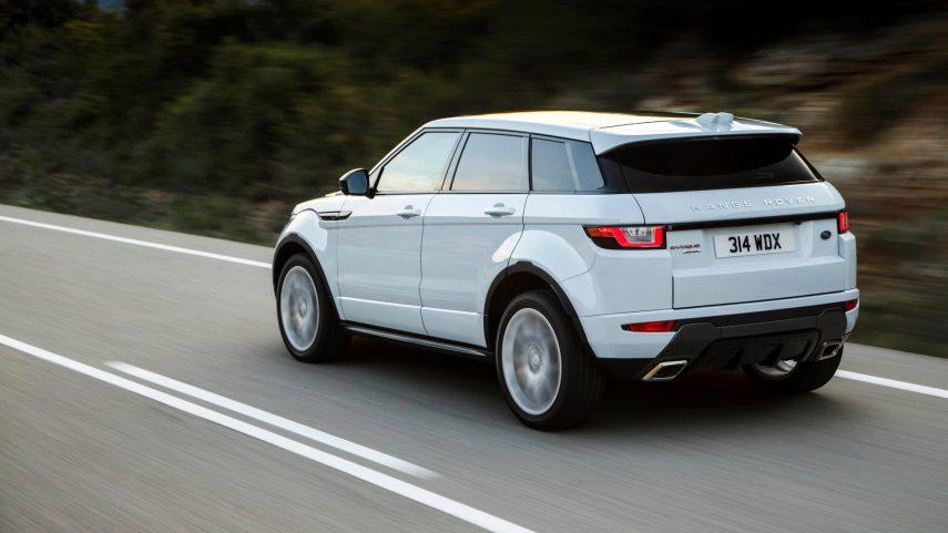 El Range Rover Evoque se actualiza