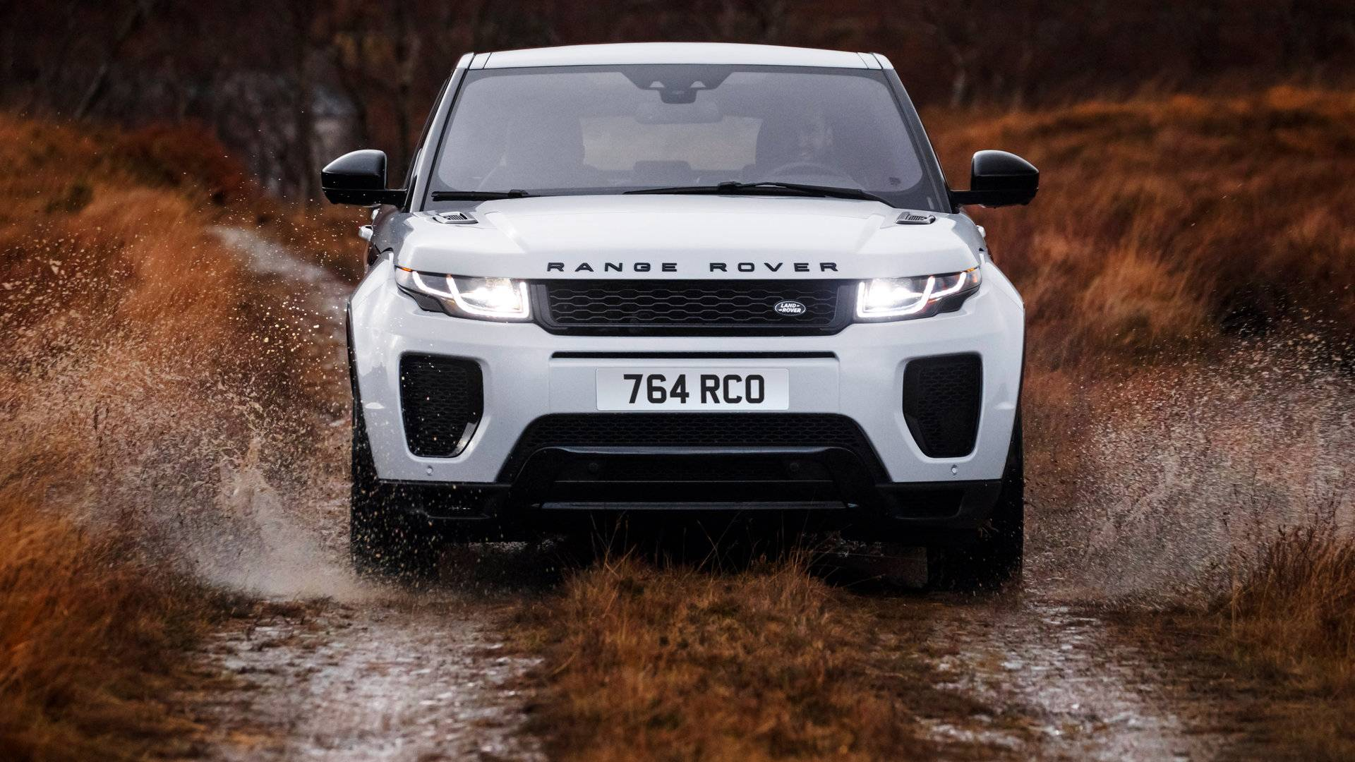Range Rover Evoque 2018 Ingenium SI4
