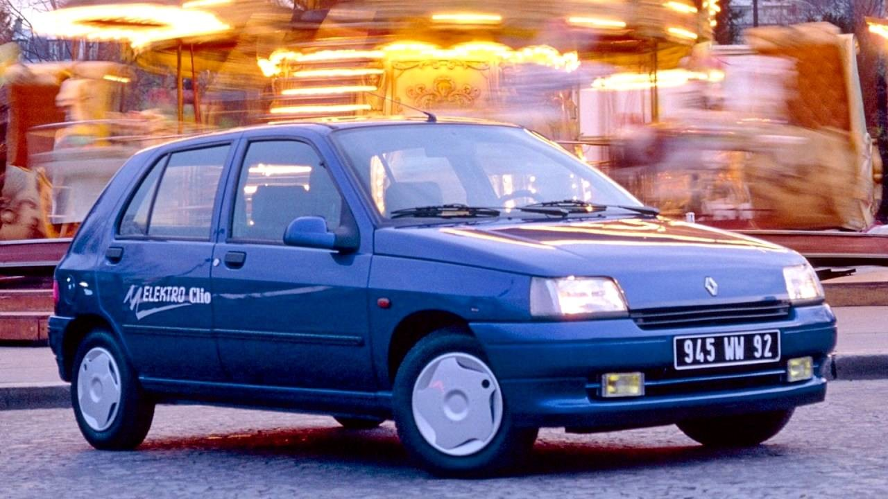 Coche del día: Renault Clio Electrique
