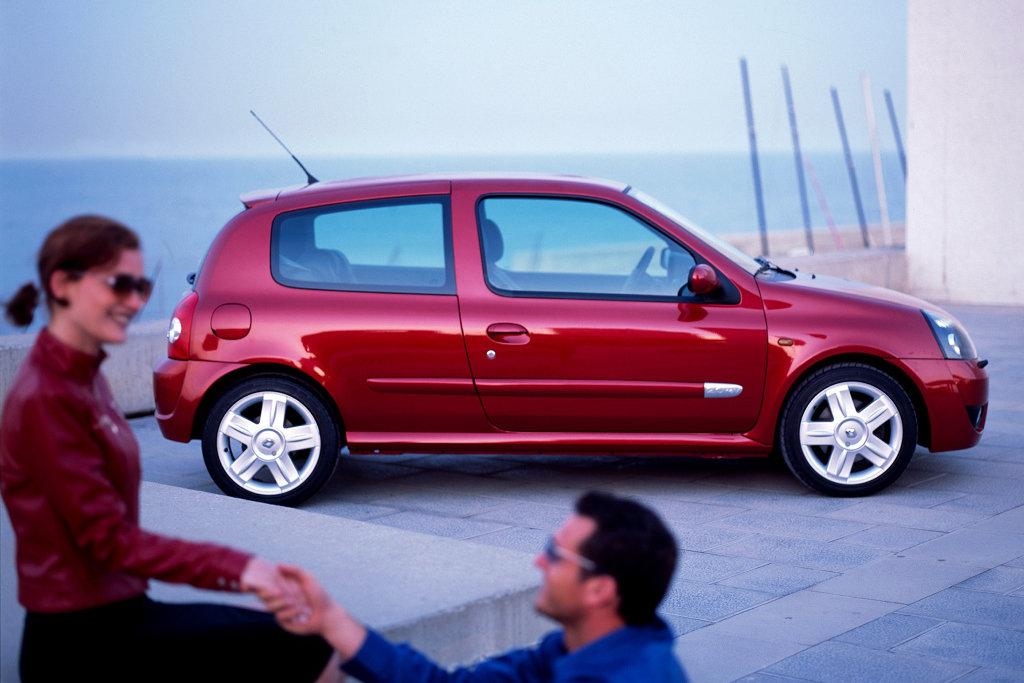 Coche del día: Renault Clio 2.0 16v RS
