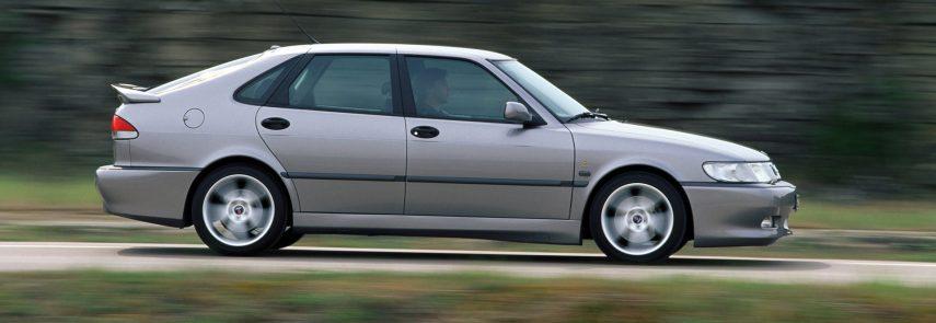 Coche del día: Saab 9-3 Viggen