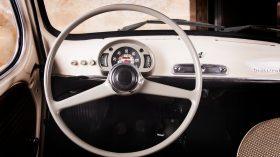 SEAT 600D Interior