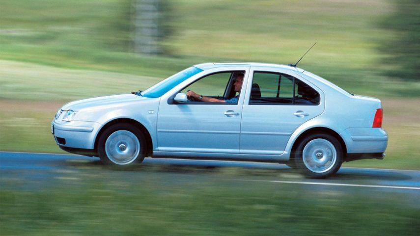 Coche del día: Volkswagen Bora VR6 4Motion