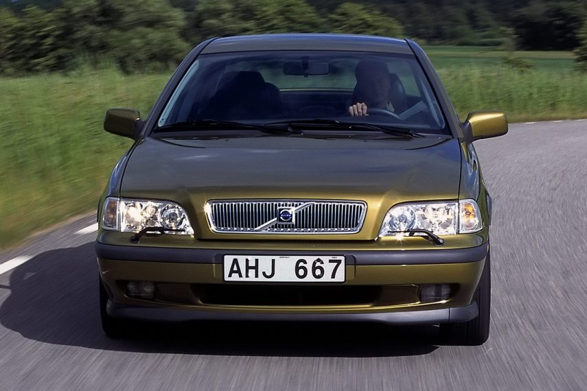 Coche del día: Volvo S40 (I)