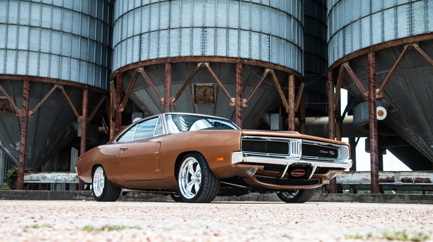1969 Dodge Charger Hellcat