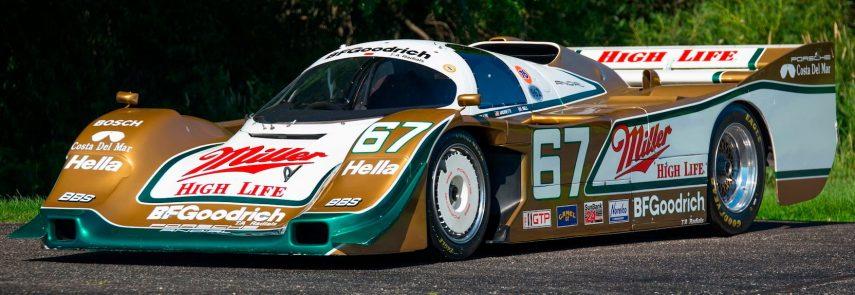 Se busca propietario para este Porsche 962