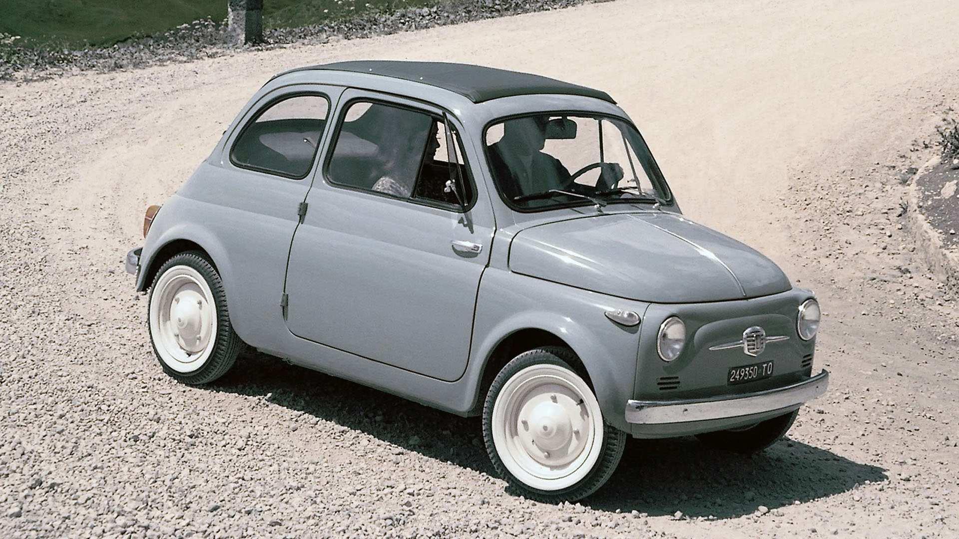 Coche del día: Fiat Nuova 500