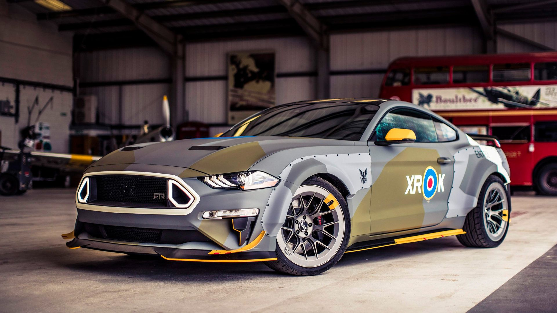 Ford Mustang Spitfire 1