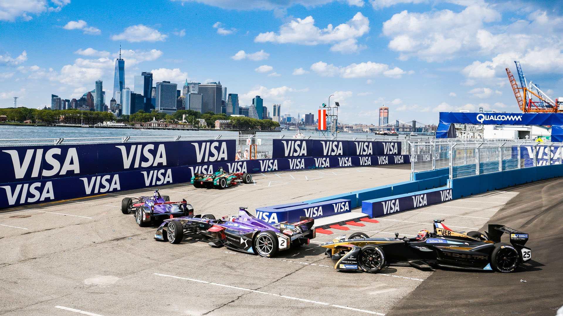 Fórmula E: El campeonato se decide en Nueva York