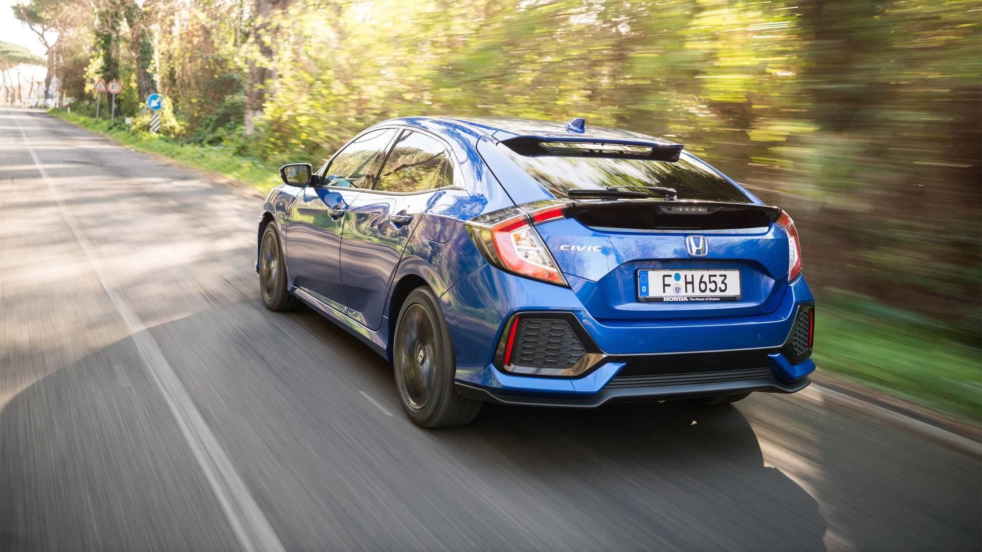 El Honda Civic diésel recibe un cambio automático de 9 marchas