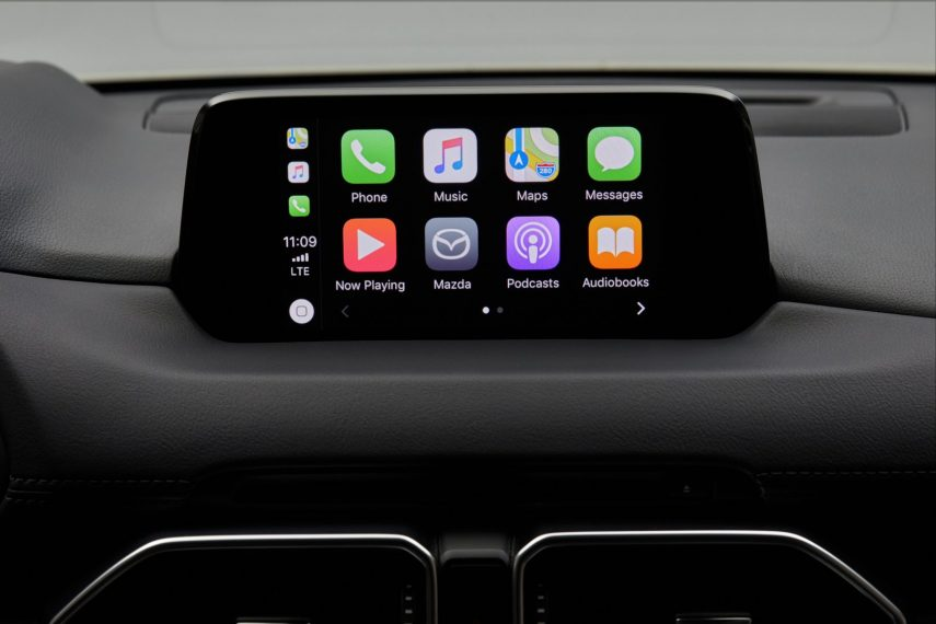 Mazda incorpora Apple CarPlay y Android Auto en sus coches