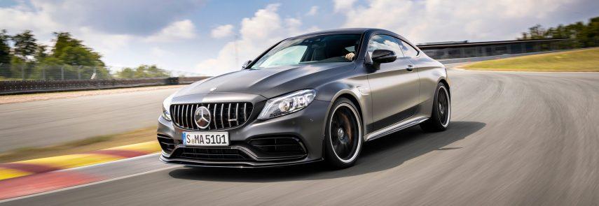 Mercedes-AMG C 63: ligeros cambios para mantenerse al día
