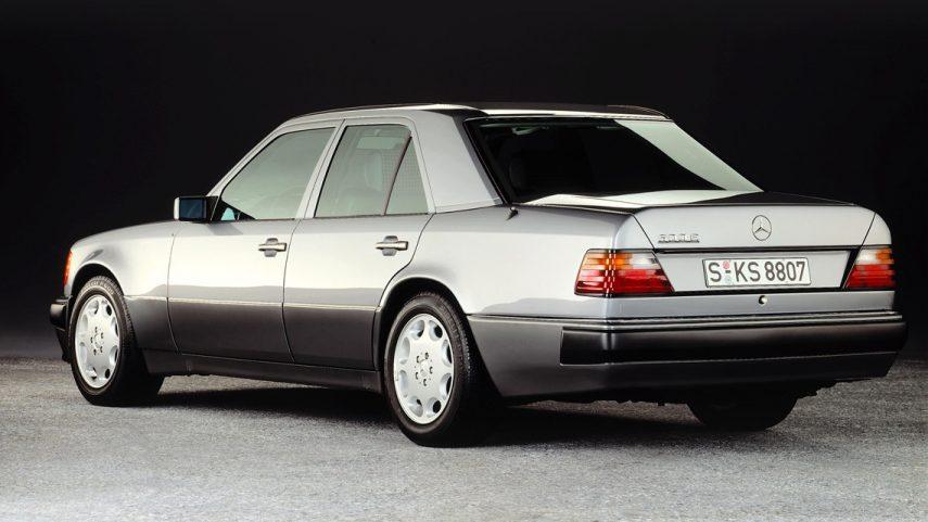 Coche del día: Mercedes-Benz 500E (W124)