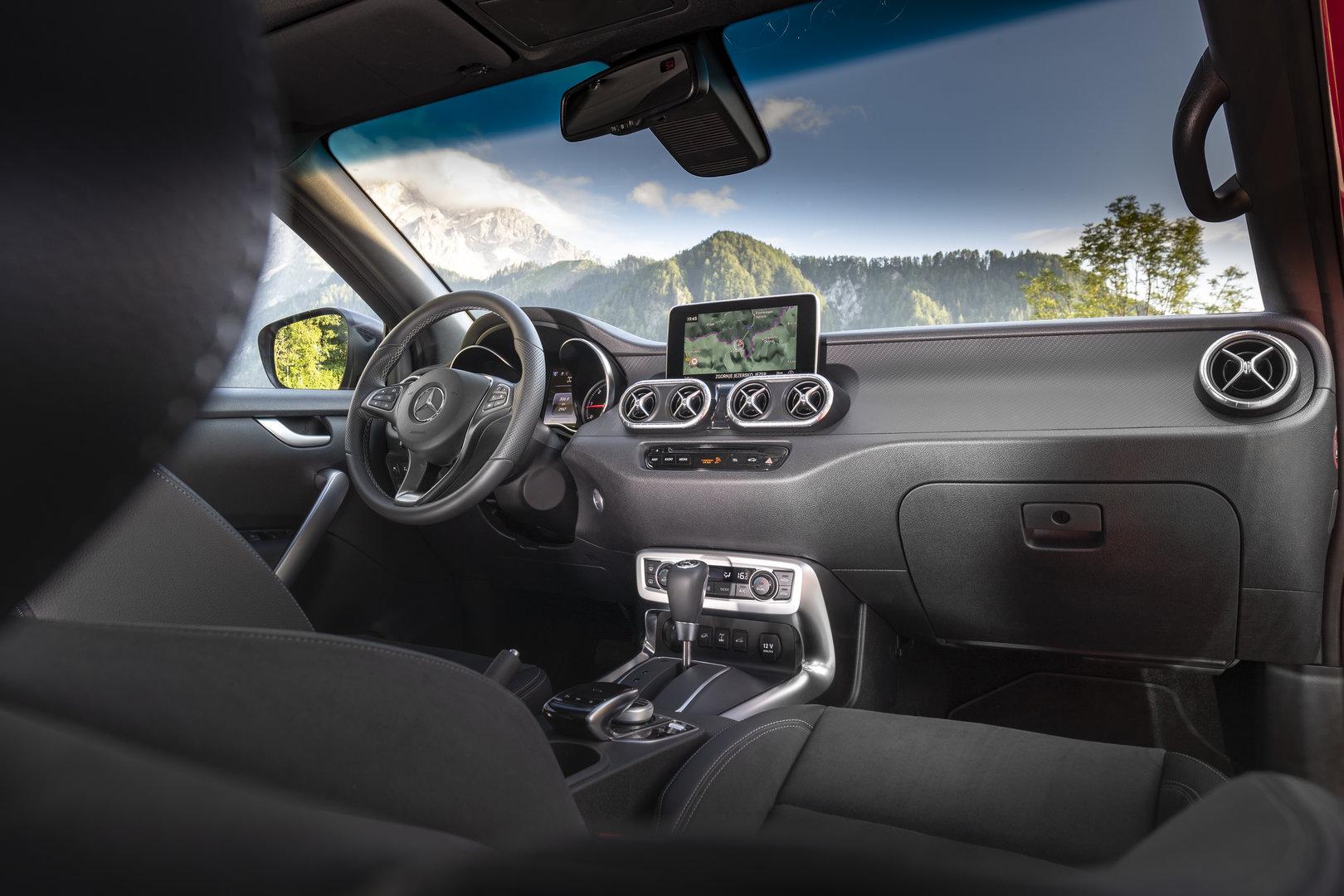 Mercedes Clase X 350d 4MATIC 2