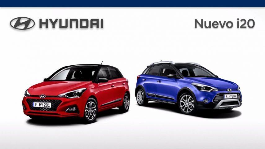 Ligera actualización del Hyundai i20, sin motores diésel