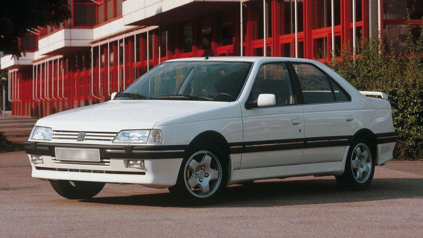 Coche del día: Peugeot 405 Mi16