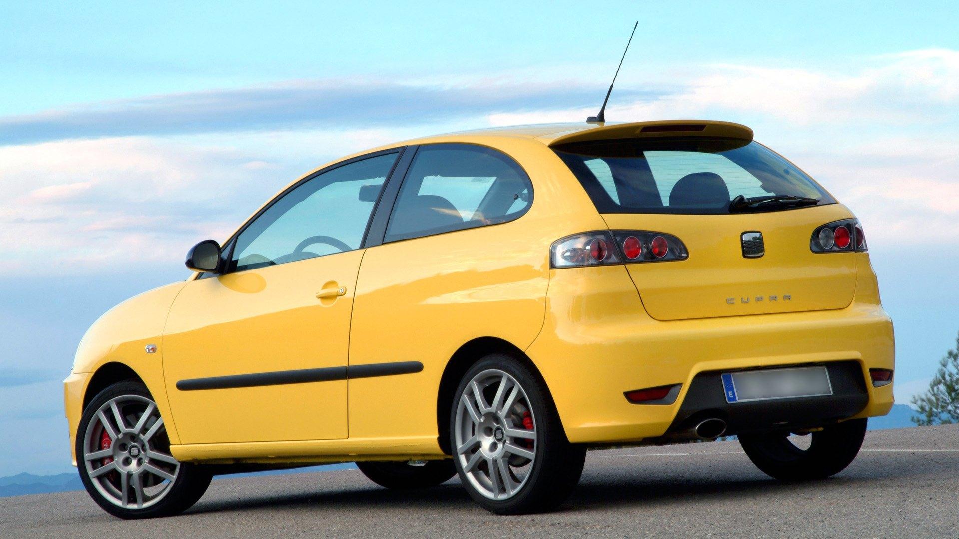 SEAT Ibiza Cupra 1.8T 20v
